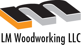 LM Woodworking Logo